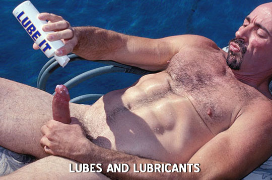 Shop for Oil or Water based Lubes and Lubricants