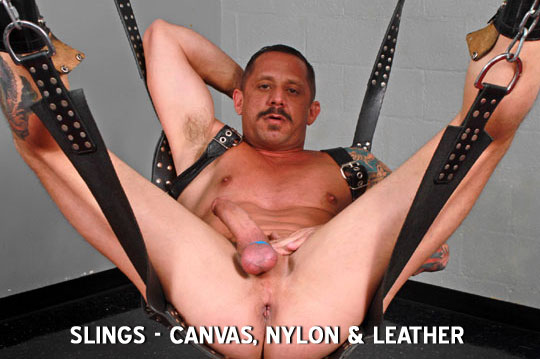 For for Slings - Canvas, Nylon and Leather